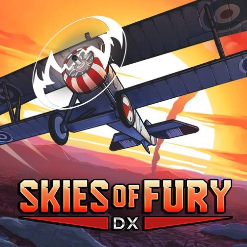 precio actual de Skies of Fury DX en la eshop