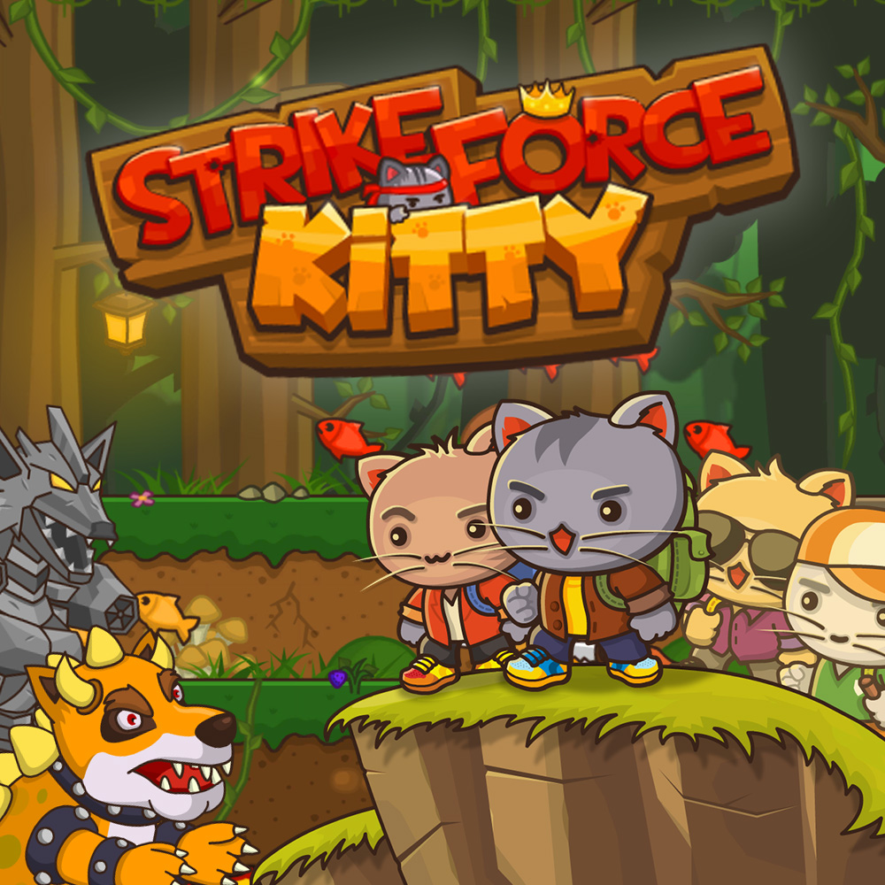 precio actual de Strike Force Kitty en la eshop
