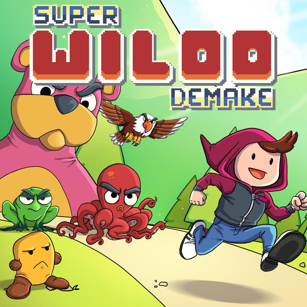 precio actual de Super Wiloo Demake en la eshop