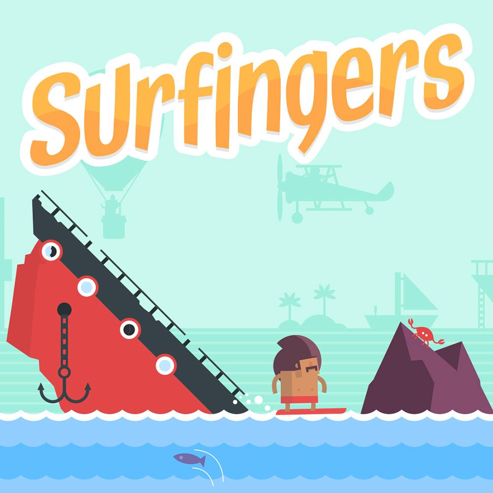 precio actual de Surfingers en la eshop