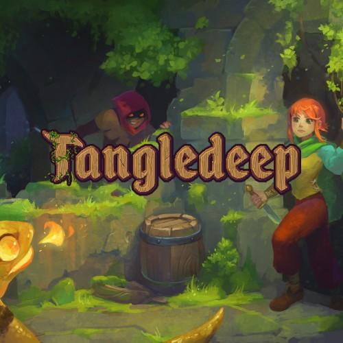 precio actual de Tangledeep en la eshop