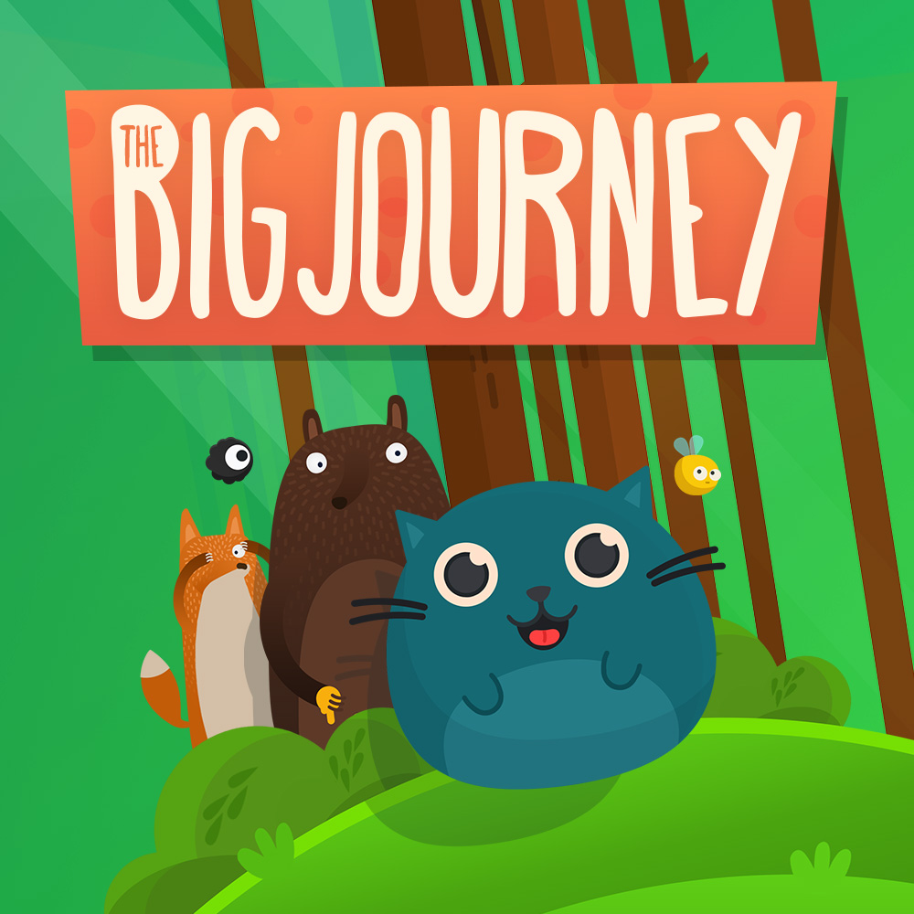 precio actual de The Big Journey en la eshop