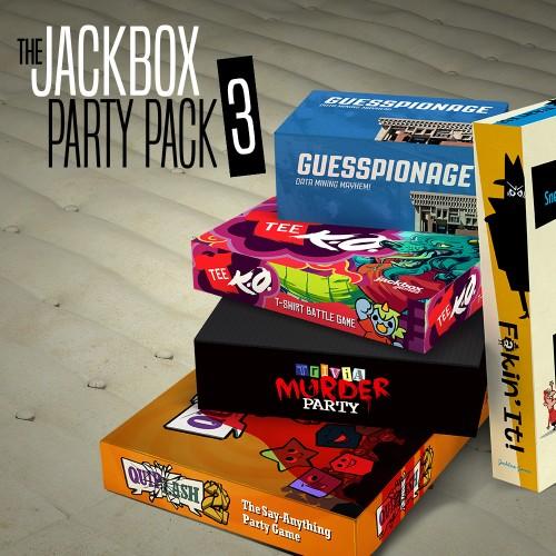 precio actual de The Jackbox Party Pack 3 en la eshop