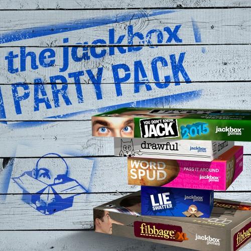 precio actual de The Jackbox Party Pack en la eshop