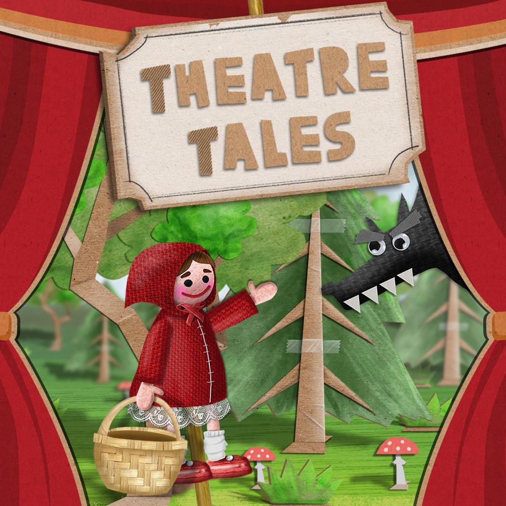 precio actual de Theatre Tales en la eshop
