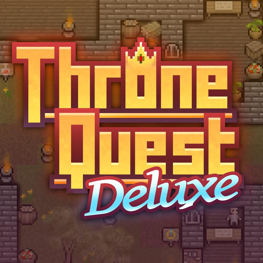 precio actual de Throne Quest Deluxe en la eshop