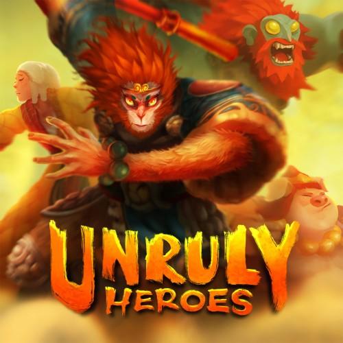 precio actual de Unruly Heroes en la eshop