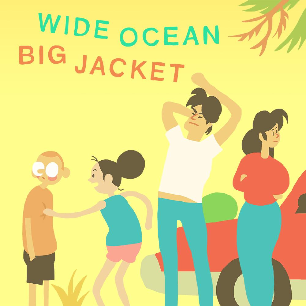 precio actual de Wide Ocean Big Jacket en la eshop
