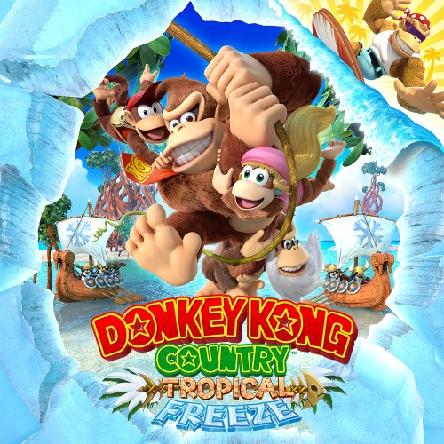 precio actual de Donkey Kong Country: Tropical Freeze en la eshop