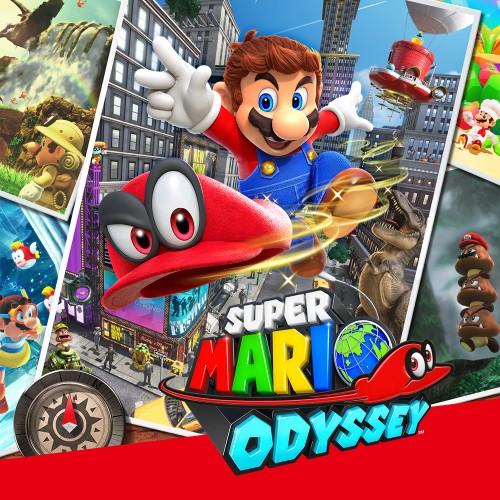 precio actual de Super Mario Odyssey en la eshop