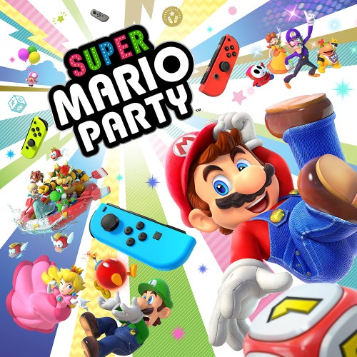 precio actual de Super Mario Party en la eshop